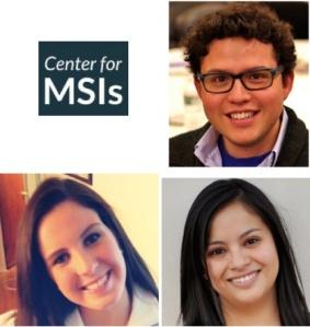 Andrés Castro Samayoa, Kerry Madden & Karla Silva